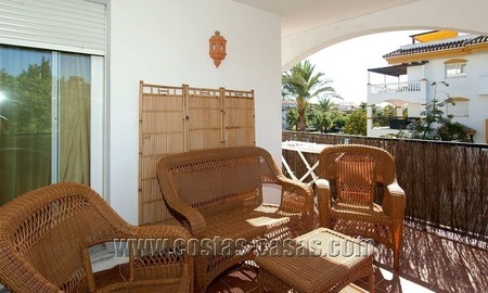 Spacious corner apartment for sale walking distance to Puerto Banus – Marbella 1