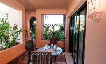 Andalusian-Style Golf Luxury apartment for sale in Estepona – West Marbella 3