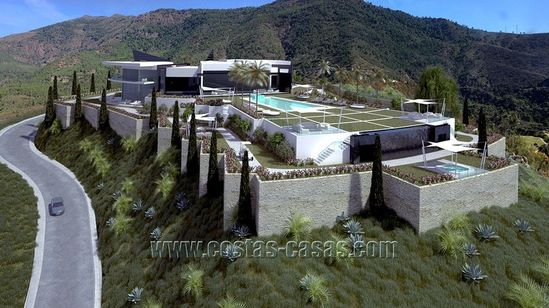 For Sale: New Ultramodern Villa in La Zagaleta, Marbella - Benahavis