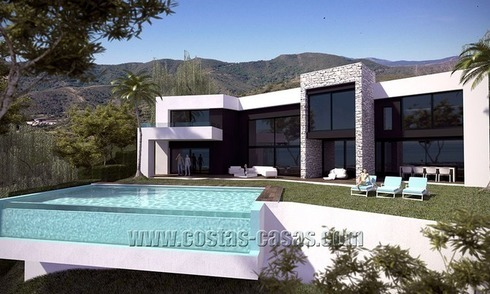 For Sale: New Modern Villa in Marbella