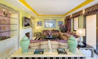 Exclusive beachfront penthouse for sale in Puerto Banus, Marbella 7