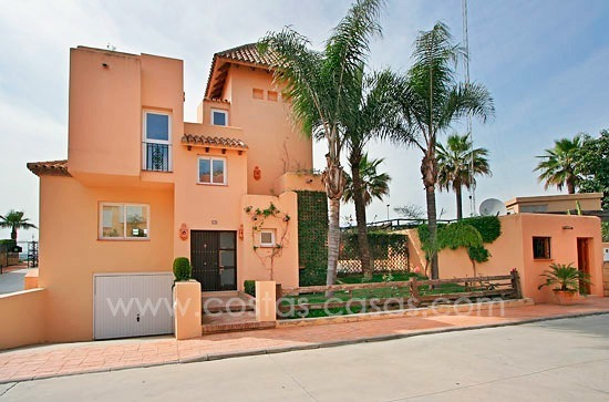 House for sale in Nueva Andalucia, walking distance to Puerto Banus – Marbella 0