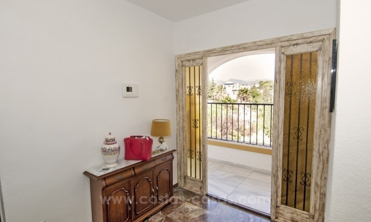 Renovation project – villa for sale in Nueva Andalucia, Marbella 13