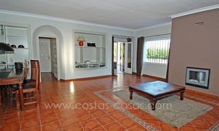 Bargain!! Spacious family villa for sale in Benahavis - Marbella 5