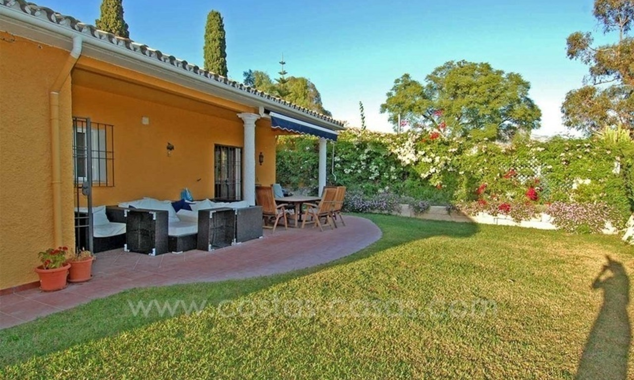 Bargain!! Spacious family villa for sale in Benahavis - Marbella 1