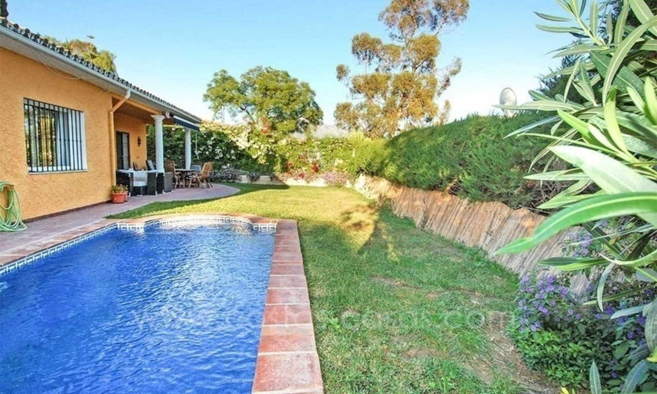 Bargain!! Spacious family villa for sale in Benahavis - Marbella 0