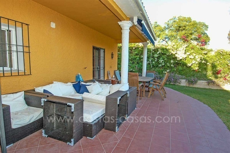Bargain!! Spacious family villa for sale in Benahavis - Marbella 2
