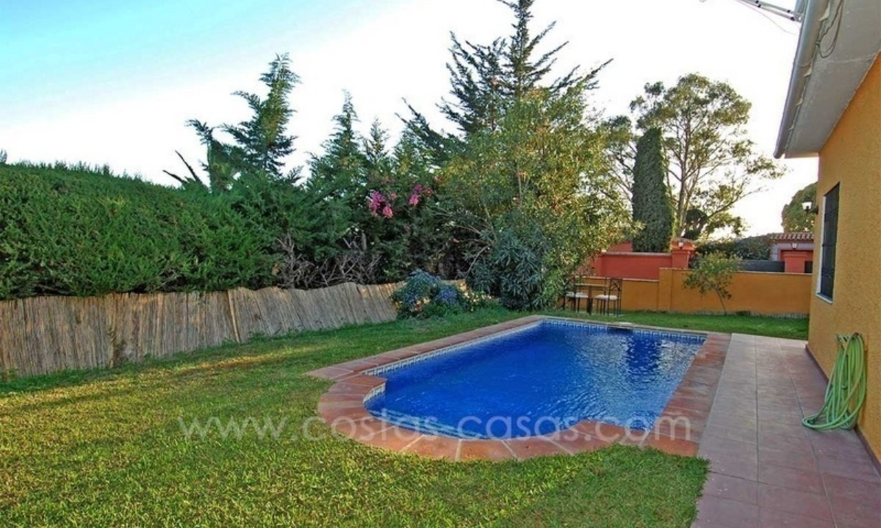 Bargain!! Spacious family villa for sale in Benahavis - Marbella 4