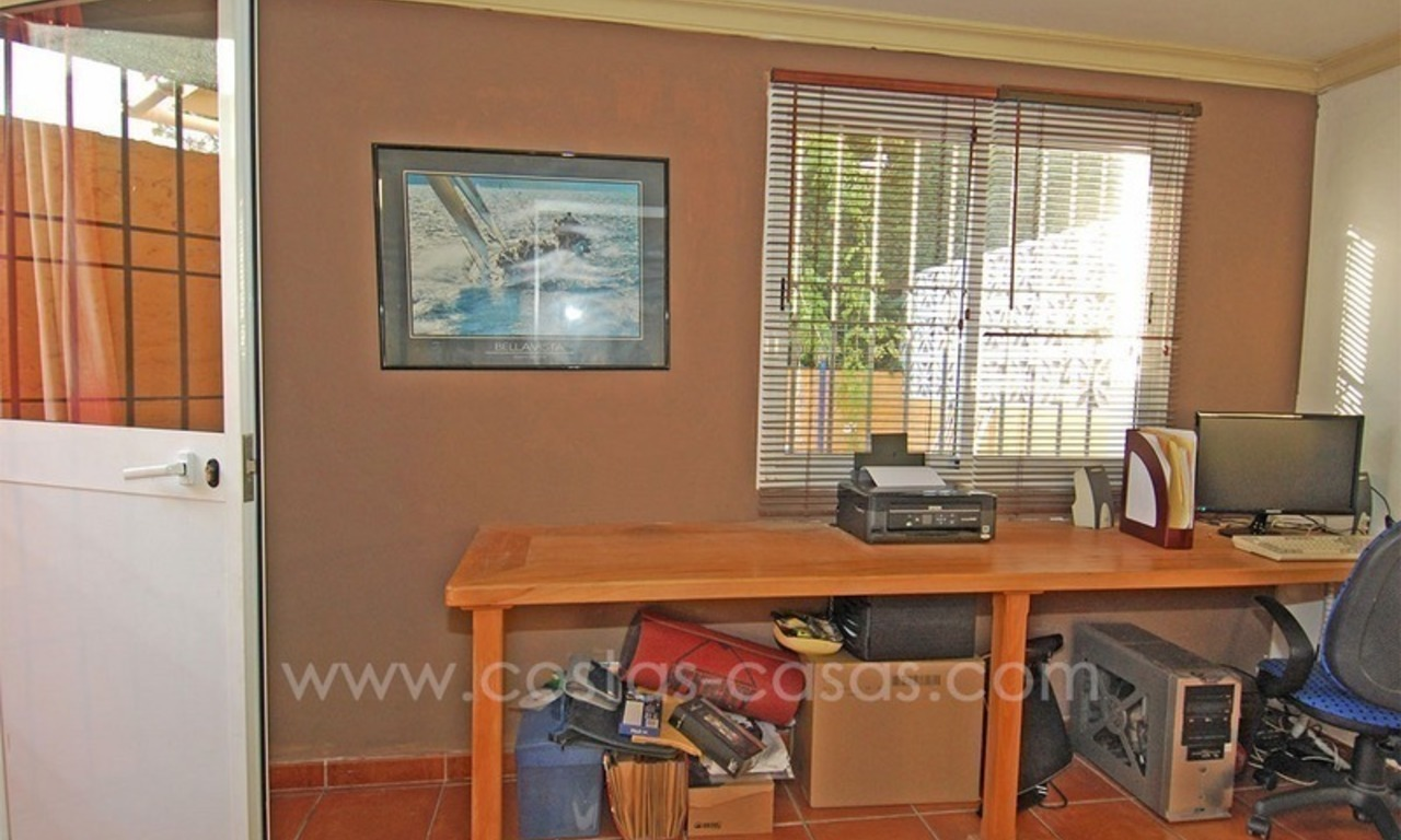 Bargain!! Spacious family villa for sale in Benahavis - Marbella 9