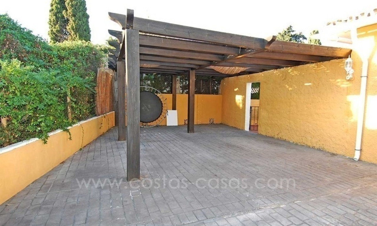 Bargain!! Spacious family villa for sale in Benahavis - Marbella 20