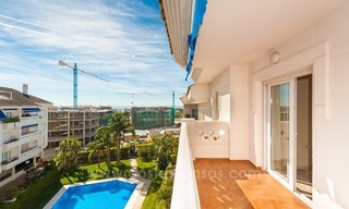 Beachside duplex penthouse for sale in San Pedro de Alcantara - Marbella 0