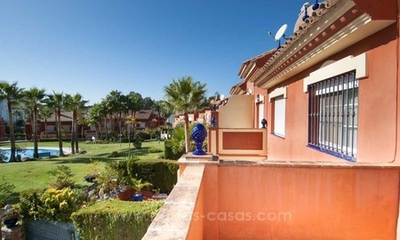 Cosy family townhouse for sale in Estepona – Marbella 1