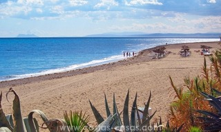 Luxury front line beach apartment for sale, first line beach complex, New Golden Mile, Marbella - Estepona 22