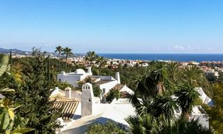 Exceptional villa with sea views for sale in Sierra Blanca, Golden Mile, Marbella 23082