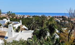 Exceptional villa with sea views for sale in Sierra Blanca, Golden Mile, Marbella 23083
