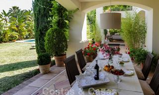 Exceptional villa with sea views for sale in Sierra Blanca, Golden Mile, Marbella 23106