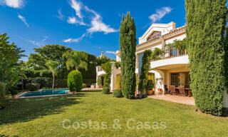 Exceptional villa with sea views for sale in Sierra Blanca, Golden Mile, Marbella 29082