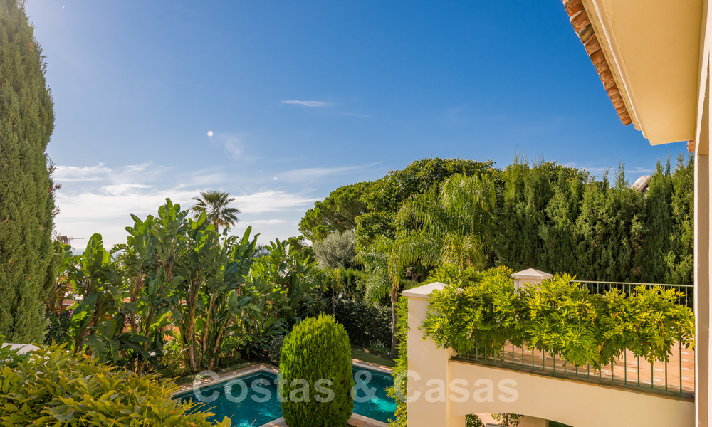 Exceptional villa with sea views for sale in Sierra Blanca, Golden Mile, Marbella 29084