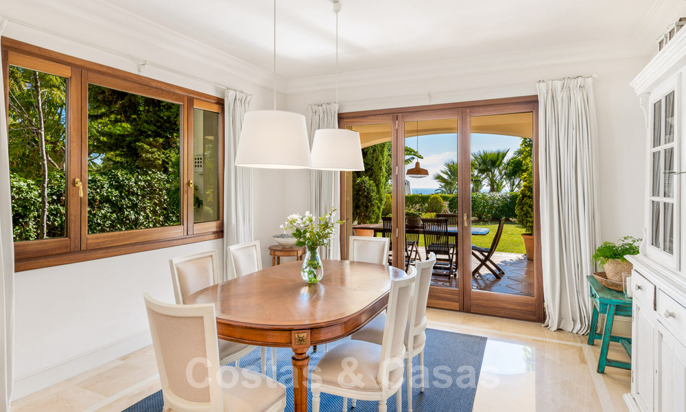 Exceptional villa with sea views for sale in Sierra Blanca, Golden Mile, Marbella 29086