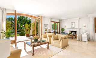 Exceptional villa with sea views for sale in Sierra Blanca, Golden Mile, Marbella 29094