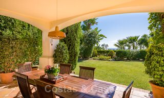 Exceptional villa with sea views for sale in Sierra Blanca, Golden Mile, Marbella 29095