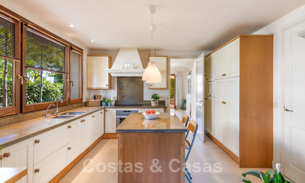Exceptional villa with sea views for sale in Sierra Blanca, Golden Mile, Marbella 29096