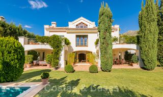 Exceptional villa with sea views for sale in Sierra Blanca, Golden Mile, Marbella 29099