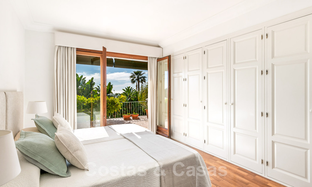 Exceptional villa with sea views for sale in Sierra Blanca, Golden Mile, Marbella 29105