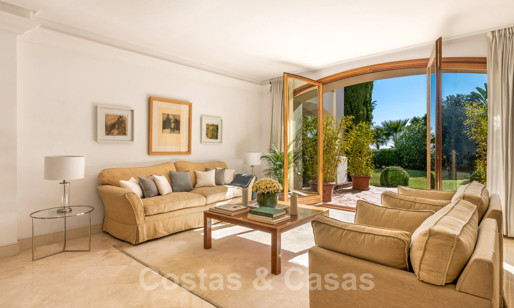 Exceptional villa with sea views for sale in Sierra Blanca, Golden Mile, Marbella 29109