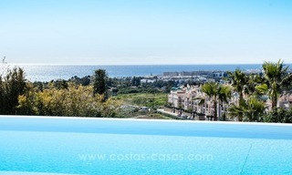 New Modern Villa for Sale on the Golden Mile in Marbella 4