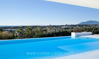 New Modern Villa for Sale on the Golden Mile in Marbella 5