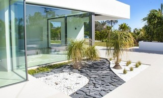 New Modern Villa for Sale on the Golden Mile in Marbella 8