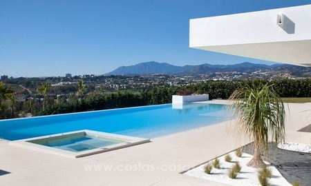New Modern Villa for Sale on the Golden Mile in Marbella 2