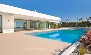 New Modern Villa for Sale on the Golden Mile in Marbella 6