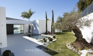 New Modern Villa for Sale on the Golden Mile in Marbella 10