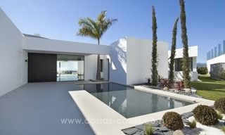 New Modern Villa for Sale on the Golden Mile in Marbella 11