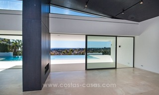New Modern Villa for Sale on the Golden Mile in Marbella 13