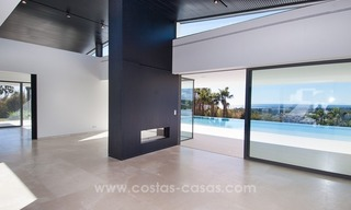New Modern Villa for Sale on the Golden Mile in Marbella 14