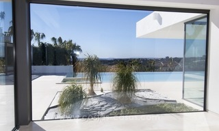 New Modern Villa for Sale on the Golden Mile in Marbella 16
