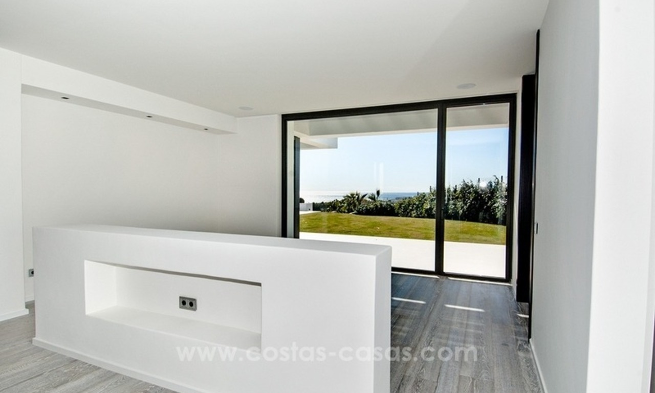 New Modern Villa for Sale on the Golden Mile in Marbella 20