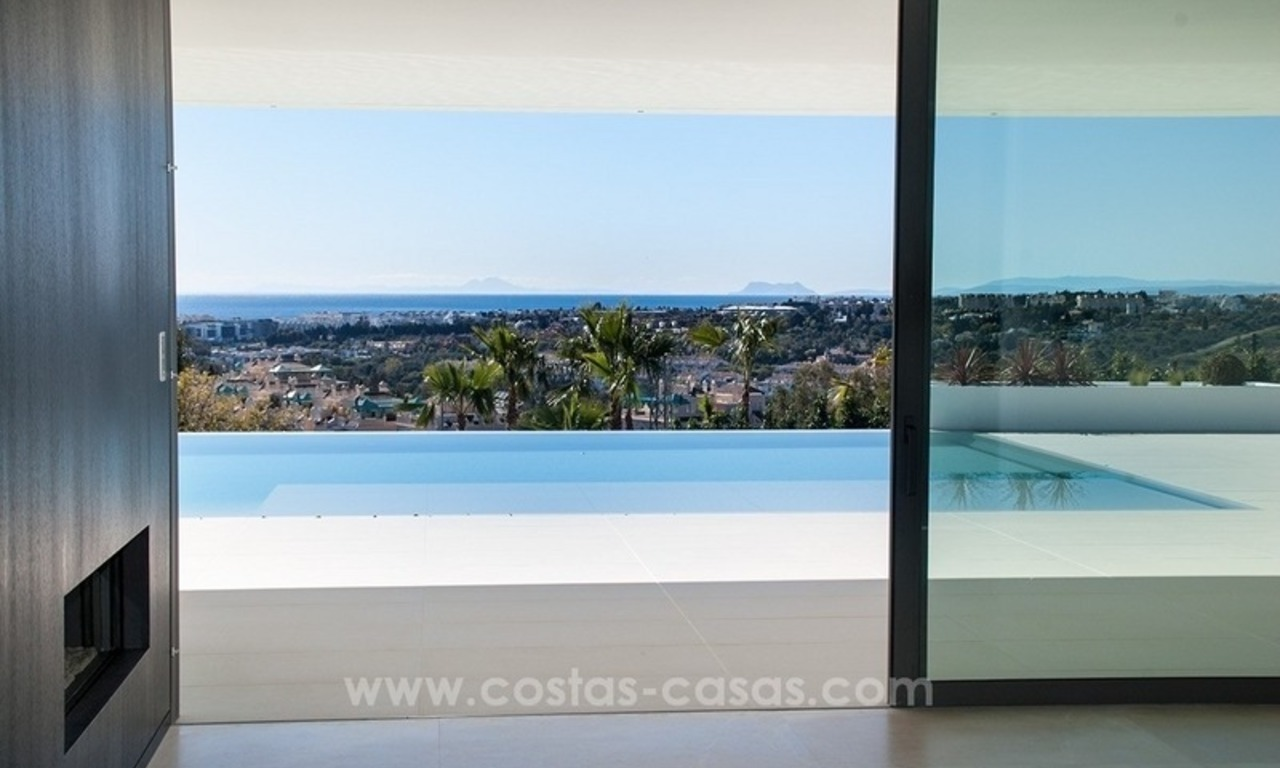 New Modern Villa for Sale on the Golden Mile in Marbella 17