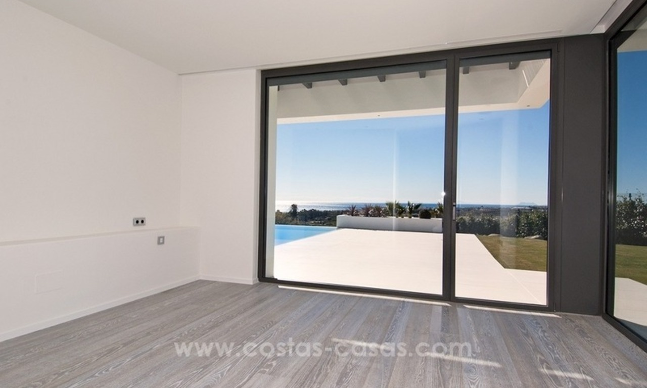 New Modern Villa for Sale on the Golden Mile in Marbella 23
