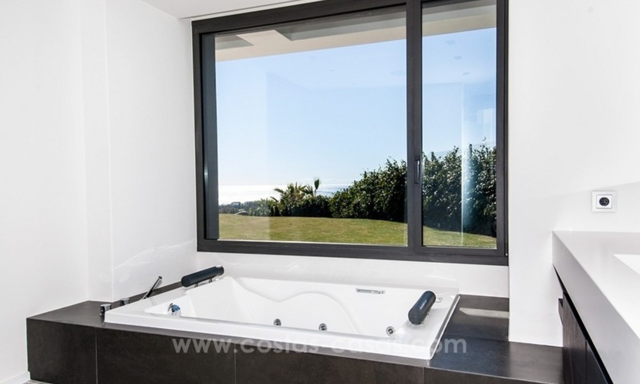 New Modern Villa for Sale on the Golden Mile in Marbella 22