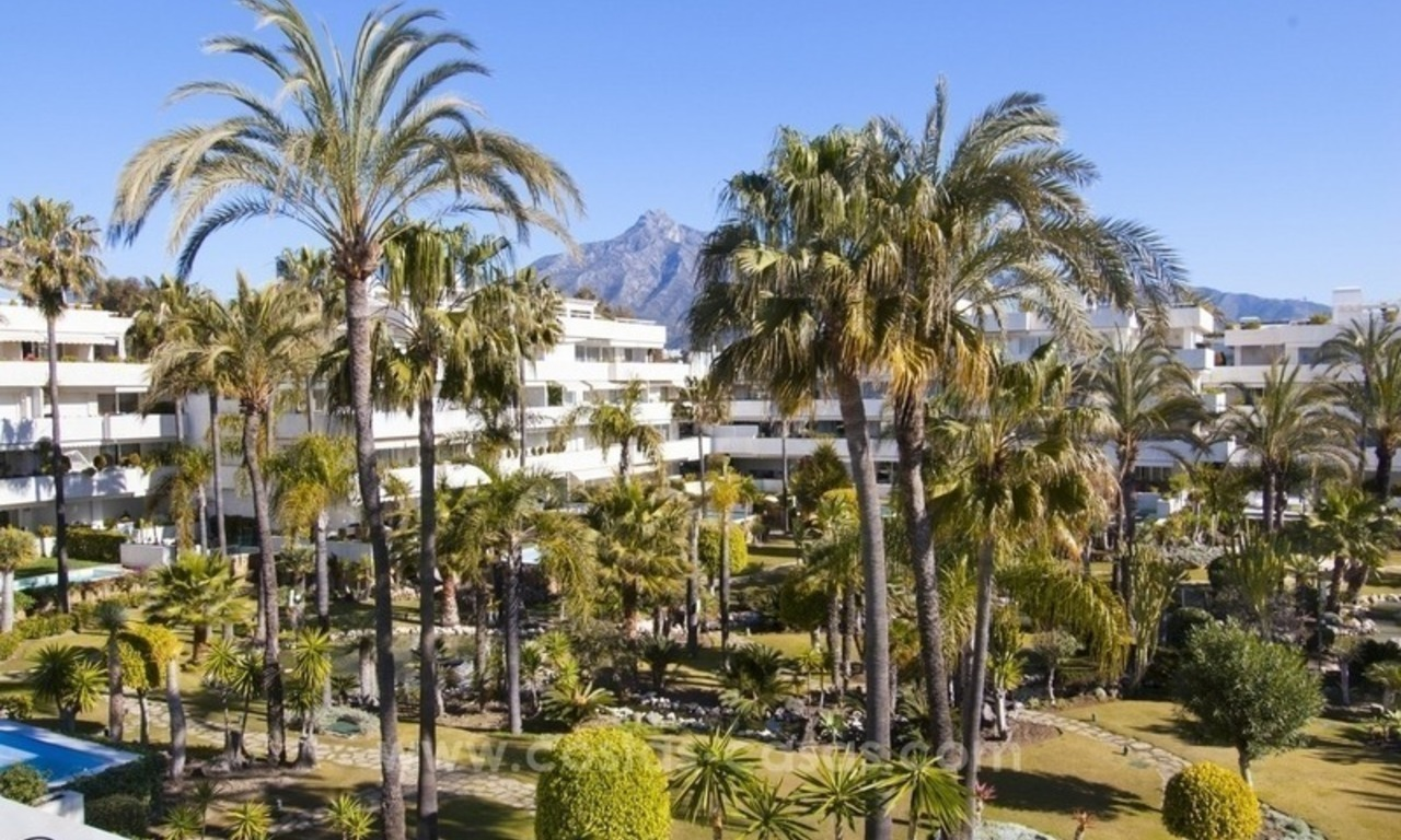 Exclusive apartment for sale in a beachfront complex in Puerto Banús - Marbella 3