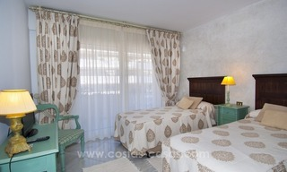 Exclusive apartment for sale in a beachfront complex in Puerto Banús - Marbella 8