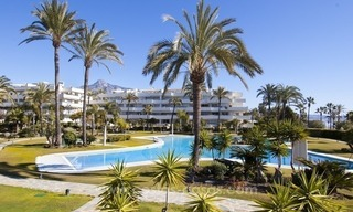 Exclusive apartment for sale in a beachfront complex in Puerto Banús - Marbella 21
