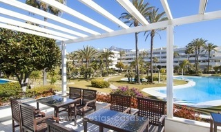 Exclusive apartment for sale in a beachfront complex in Puerto Banús - Marbella 12