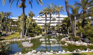 Exclusive apartment for sale in a beachfront complex in Puerto Banús - Marbella 17