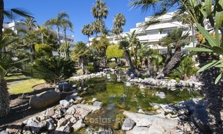 Exclusive apartment for sale in a beachfront complex in Puerto Banús - Marbella 18