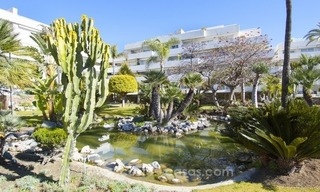 Exclusive apartment for sale in a beachfront complex in Puerto Banús - Marbella 19